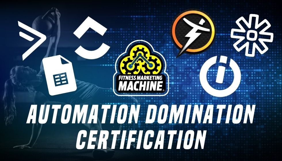 Automation Domination Certification