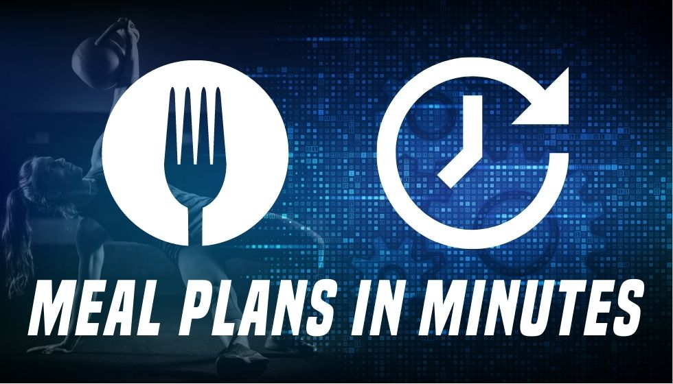 Meal Plans In Minutes