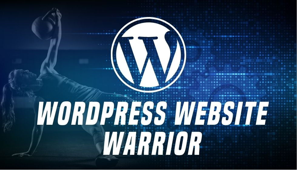 WordPress Website Warrior